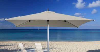 parasol d port ou m t central parasols france. Black Bedroom Furniture Sets. Home Design Ideas